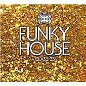 Ministry Of Sound - Funky House Classics (3 X CD)