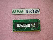 51J0493 4GB 1066MHz SODIMM Memory Lenovo Thinkpad Edge 13 14 15 R400 R500