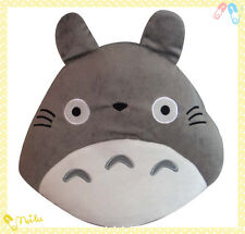 MY NEIGHBOR TOTORO USB VIBRATION CAR SEAT SOFA BACK SUPPORT SOFT PILLOW DECOR