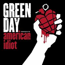 Green Day - American Idiot (2004) CD NEW