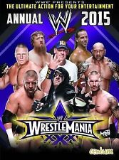 WWE Annual 2015 & Free Activity Book Centum Books Ltd New Book