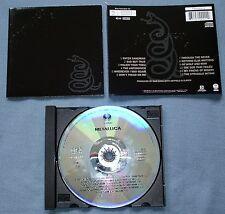 CD von   Metallica – Metallica