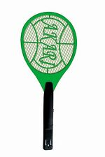 (AKARI) Rechargeable Electric Mosquito Insect Bug Fly Killer Racket Bat