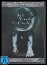 DVD THE RING VIRUS - UNCUT - KOREA-HORROR *** NEU ***