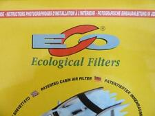 ECO 479 Innenraumfilter Pollenfilter Filter Ford Fiesta V Fusion