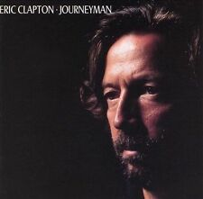 Journeyman Eric Clapton CD Phil Collins, George Harrison Robert Cray Daryl Hall