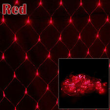 Outdoor Garden Party Fairy String Net Lights 3x2M 4x6M Decor Christmas Gifts