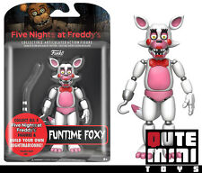 """FUNKO FIVE NIGHTS AT FREDDY'S FUNTIME FOXY 5"""" ACTION FIGURE 11847 - IN STOCK"""