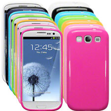 FUNDA SILICONA TPU SAMSUNG GALAXY S3 S 3 i9300 S III NEO I9305CARCASA COVER CASE