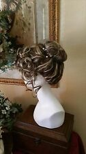 Regency Victorian Edwardian wig 44 or 51 grey color choice moira nutcracker styl