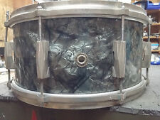 Walberg & Auge USA Made 6.5x14 Black Pearl Snare Drum
