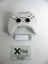 PS3 Mando compatible Thrustmaster color blanco