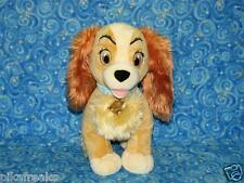 Disney Lady and the Tramp Plush Lady New Large Plush Toy USA Seller