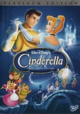 Like New DVD Cinderella (Two-Disc Platinum Special Edition) WALT DISNEY CLASSIC