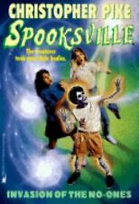 Invasion of the No Ones (Spooksville)-ExLibrary