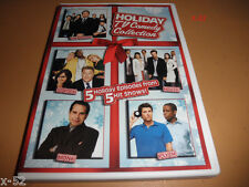 X-MAS holiday EPISODES compilation DVD the OFFICE 30 rock HOUSE monk PSYCH