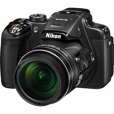 Nikon Coolpix P610 Digital Camera - Black 26488  *BRAND NEW*