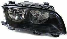 Front Right side headlight H7 front light for BMW E46 sedan wagon Touring 98-01