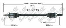 SurTrack HO8149 Right New CV Complete Assembly