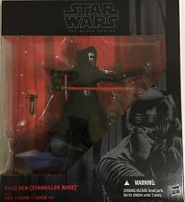 "Kylo Ren Starkiller Base Star Wars Black Series 6"" Action Figure"