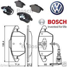 BOSCH PASTIGLIE FRENO ANT VW Caddy III Furgonato 2KA 2KH 2CA 2CH DA 03.2004 OGGI