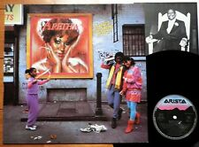 Aretha Franklin - Who's Zoomin' Who - GER 1985 + OIS + Texte  Sisters Eurythmics