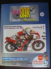 FASCICULE SERIE 2 JOE BAR TEAM 11 BIMOTA 750 SB2 / DB7 ORONERO