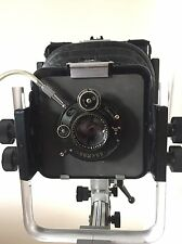 Arca Swiss 4x5 With 6x9 Front+ Zeiss 135mmf4.5+ 4x5 Holders