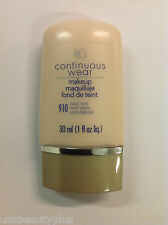 CoverGirl Continuous Wear Foundation Make up CLASSIC IVORY NEW.