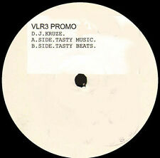 DJ KRUZE - Tasty Music - Very Limited Records – VLR 3 - Promo