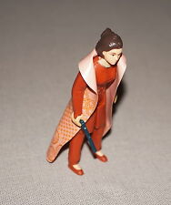 ORIGINAL 1980 PRINCESS LEIA ORGANA BESPIN GOWN STAR WARS EMPIRE ACTION FIGURE