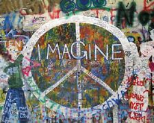 INSPIRATIONAL POSTER Peace Wall