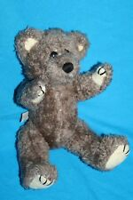 "Hugfun Brown Plush Jointed TEDDY BEAR 8"" Costco Soft Toy Stuffed Animal 1998"