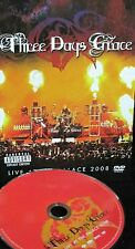Three Days Grace - Live At The Palace 2008 DVD,NEW! FREE SHIP! EXPLICIT,CONCERT