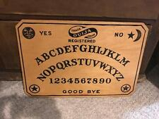 Vintage EARLY Ouija Board William Flud with Box