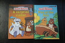 The world of Teddy Ruxpin A surprise Visitor, Fun at the Fair
