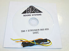 STRYKER 955HP OR 655HP SM-1 SUPER MODULATION SWING KIT 10 METER RADIO