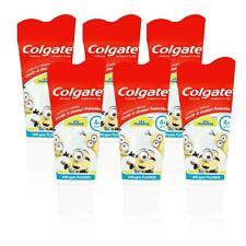 Colgate Toothpaste Minions 50ml - 6 Pack