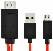 1080P MHL Micro USB to HDMI HDTV ADAPTER CABLE  Xperia SX SP GX T Z V TX