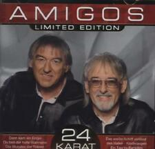 AMIGOS - 24 Karat Limited Edition -- 2 CD  NEU & OVP