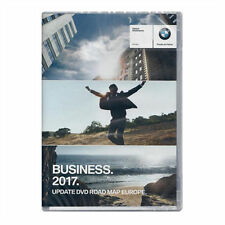 BMW Navigation Road Map Europe Business 2017 FULL EUROPE DVD1 & DVD2