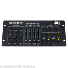 American DJ ADJ RGBW 4C IR 32-Channel DMX LED Lighting Controller Light Control
