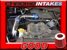 NEW 02 03 04 05 06-10 DODGE RAM 3.7 3.7L 4.7 4.7L 5.7L V6 V8 COLD AIR INTAKE KIT