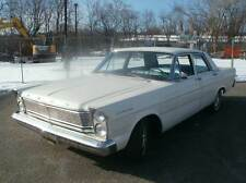 Ford: Galaxie Custom