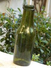 Superbe ancienne Bouteille Pot Bocal en verre soufflé XIXème  ---30cm--- #3