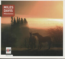 Miles Davis Milestones CD NEU limited Pur Edition Billie's Bounce Jeru Deception