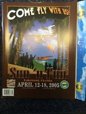 Sun 'n Fun Fly-In Airshow 2005 Program and Info Guide/Map Insert