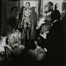 Helmut Newton Sumo Photo 50x70 Hugh Hefner's Projection Room, Beverly Hills Nude