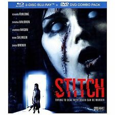 Stitch (Edward Furlong) [Blu-ray],Excellent DVD, Shirly Brener, Laurence Mason,