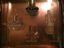 Set of 4 Miniature Perfumes Baby Phat, Nautica, & J Lo New in Box Collection